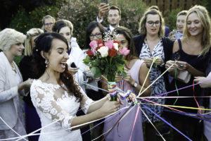 Photo de mariage : Vin d'honneur